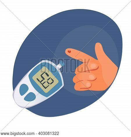 Blood Sugar Monitoring With A Blood Glucose Meter