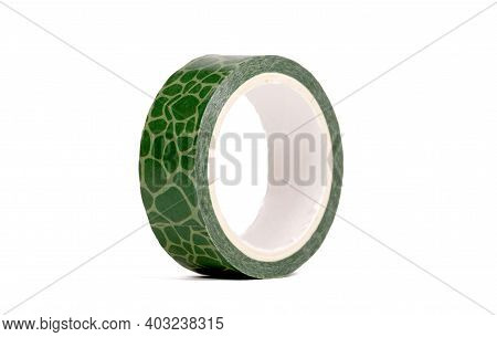 Creative Adhesive Tape, Isolated On A White Background