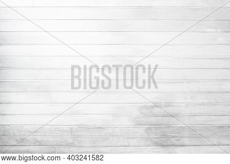 Natural White Wood Texture Background. Old Grunge Dark Textured Wooden Background , The Surface Of T