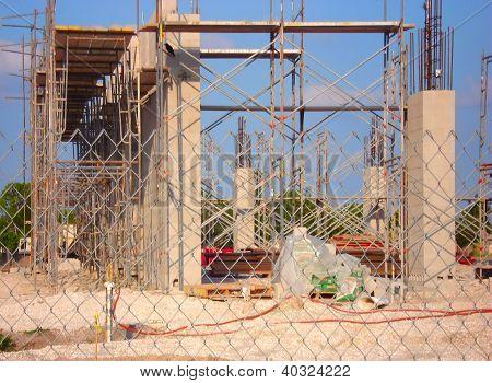 Firehouse Construction Site