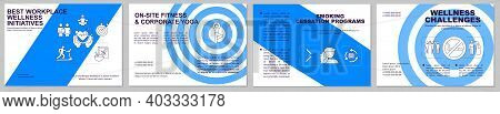 Smoking Cessation Programs Brochure Template. Health Improvement. Flyer, Booklet, Leaflet Print, Cov