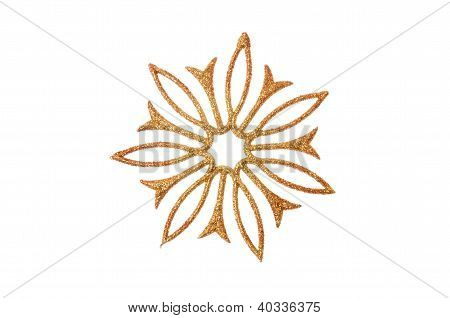 Decorative Flower.