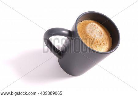 Coffee Mug Isolated On A White Background