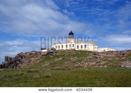 Scotish Lighthouse