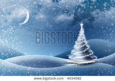 Christmas Tree! Icy Version