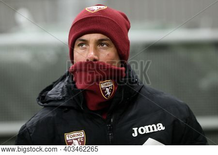 Milano, 12th January 2020. Armando Izzo Of Torino Fc  During The Coppa Italia Match Between Ac Milan