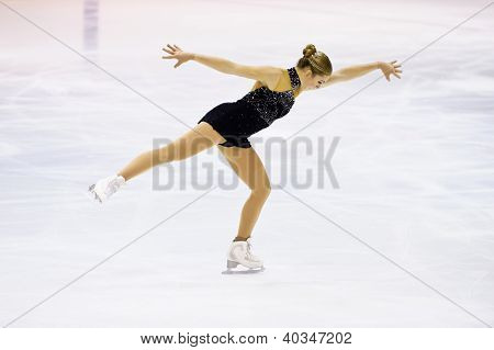 Italian Championships Of Figure Skating 2012