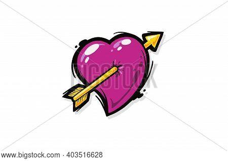 Love. Heart. Love Icon. Love Symbol. Love Vector. Heart Icon. Heart Sign. Valentine's Day Symbol. Lo