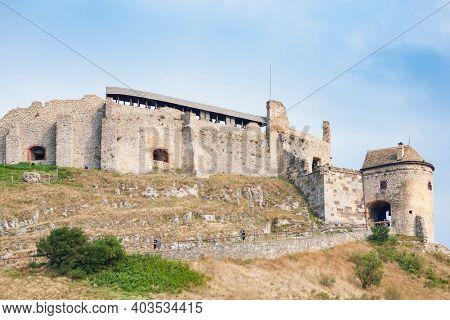 Sumeg Castle (Sumegi var), Western Transdanubia, Hungary