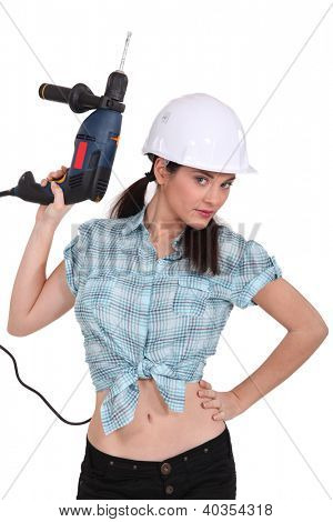 Need a driller?