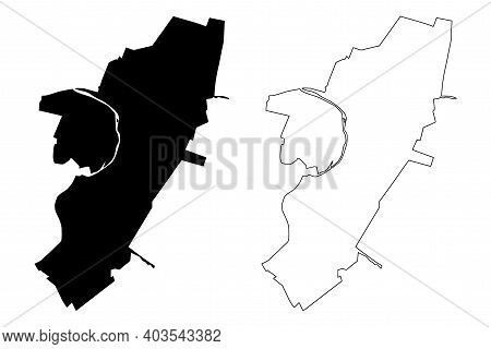 Buena Vista City County, Commonwealth Of Virginia (independent City, U.s. County, United States Of A
