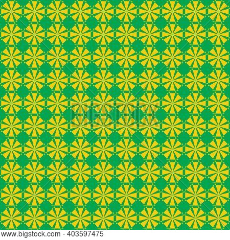 Floral Seamless Pattern Can Be Used For Fabric, Print, Wallpaper, Gift Wrapping, Clothe, Wrapping Pa