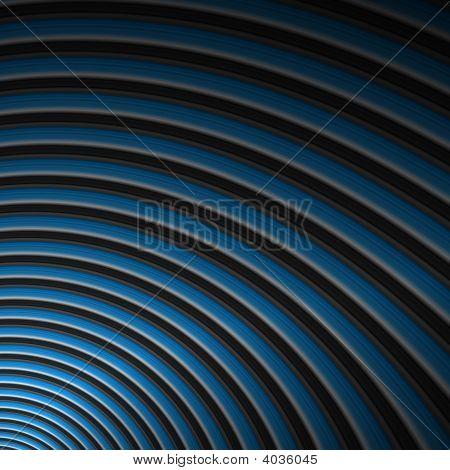 Blue Downhill