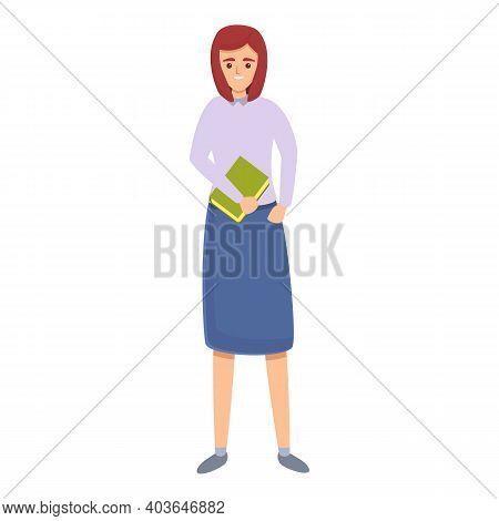 Study Uniform Icon. Cartoon Of Study Uniform Vector Icon For Web Design Isolated On White Background