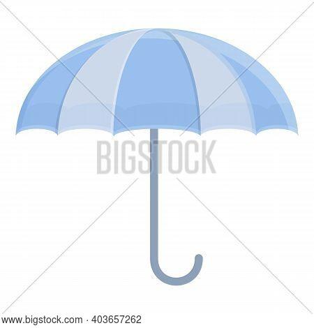 Umbrella Icon. Cartoon Of Umbrella Vector Icon For Web Design Isolated On White Background
