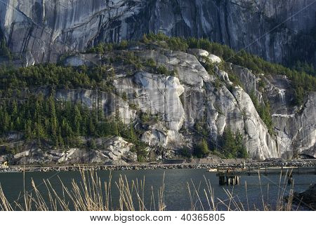 Stawamus Chief in Squamish BC/Canada