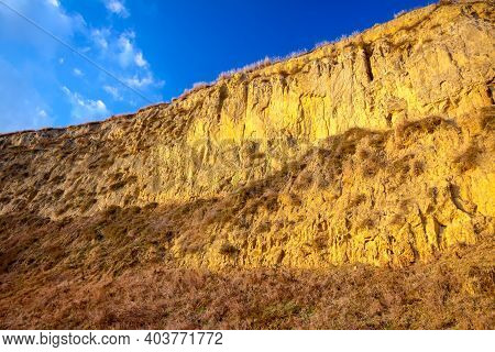 Slopes Of A Sandy Hill, Titel's Berg, Serbia