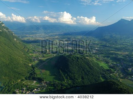 South Valley Of Chambery