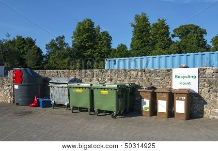 The Recycling Yard