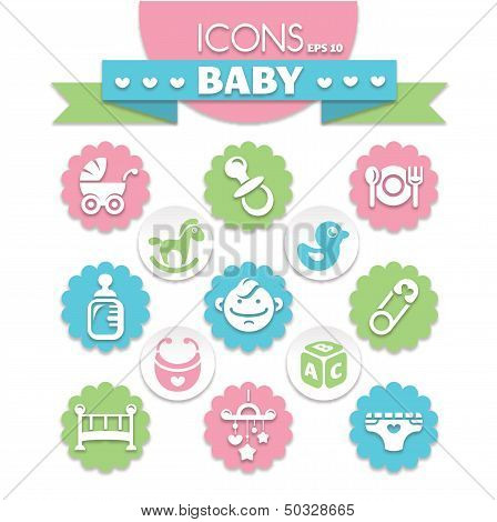 Universal Baby Icons