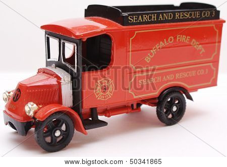 Antique type Fire Truck