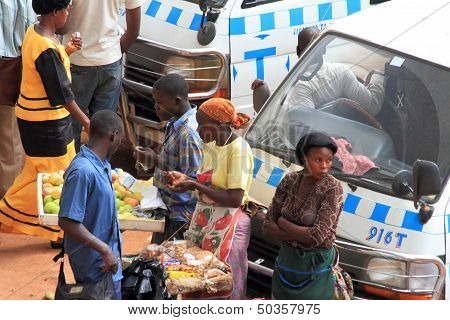 Buying And Selling Goods In Uganda