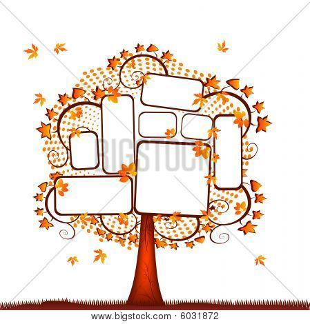 Blank tablet tree