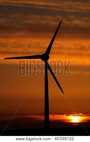 Cornish Wind Turbine