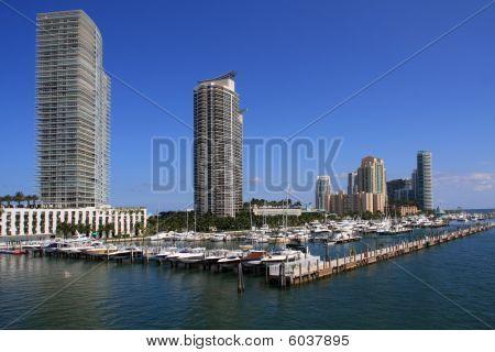 Miami Beach Marina Condos