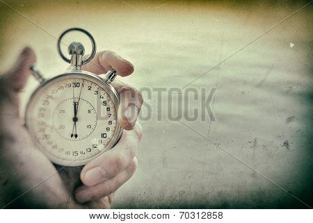 Old Chronometer background