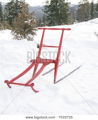 Kick sled