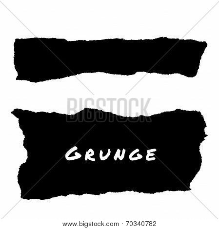 Hand Drawn Grunge Lacerated Backgrounds.