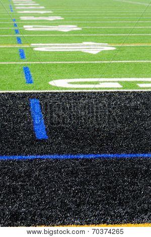 Astroturf Football Field