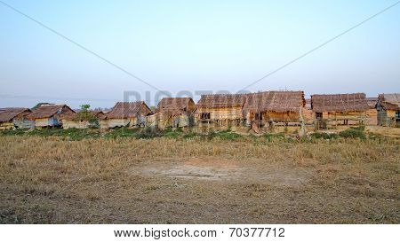 Slum Myanmar
