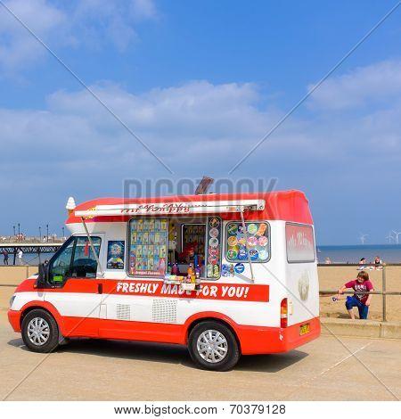 Skegness Ice Cream Van
