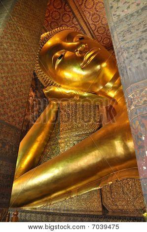 Big Buddha Sleep Shore Face