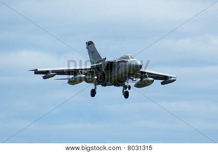 Tornado Jet Fighter Aircraft