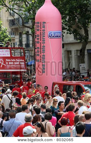 Paris Gay Pride 2010