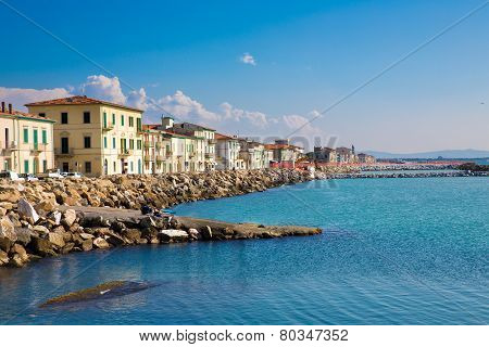 Tuscany Sea Town
