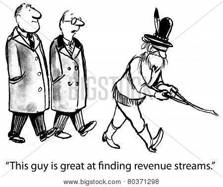 New Revenue Streams