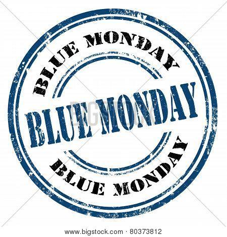 Blue Monday-stamp