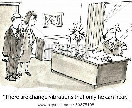 Change Management - Vibrations