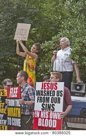 Religious Disagreement
