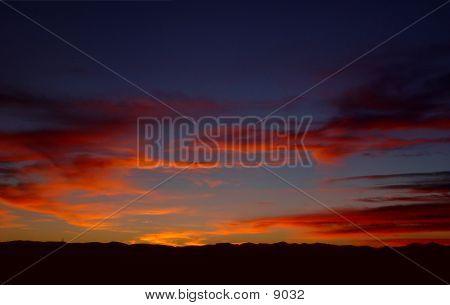 October Sunset 2