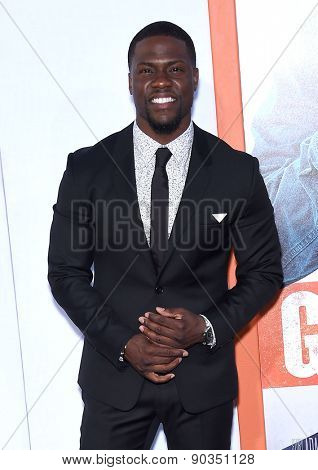 LOS ANGELES - MAR 25:  Kevin Hart arrives to the
