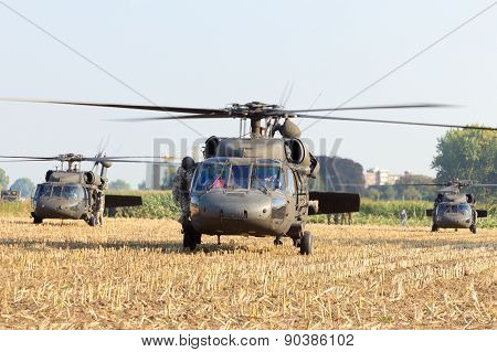 Us Blackhawk Helicopter
