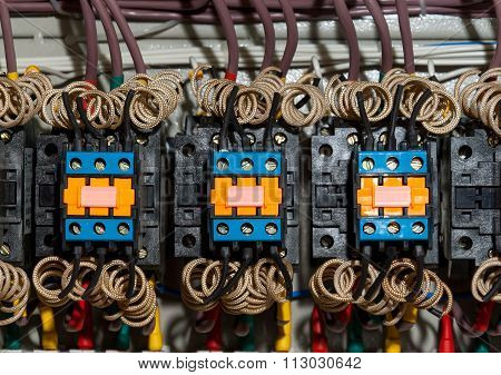 Actuators And Wire