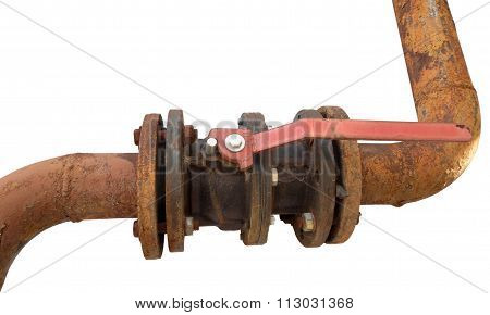 The Rusted Valve