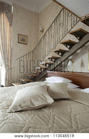 luxurious bedroom apartment