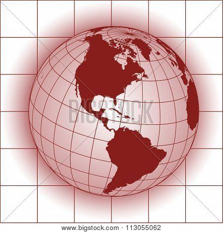 North America Red